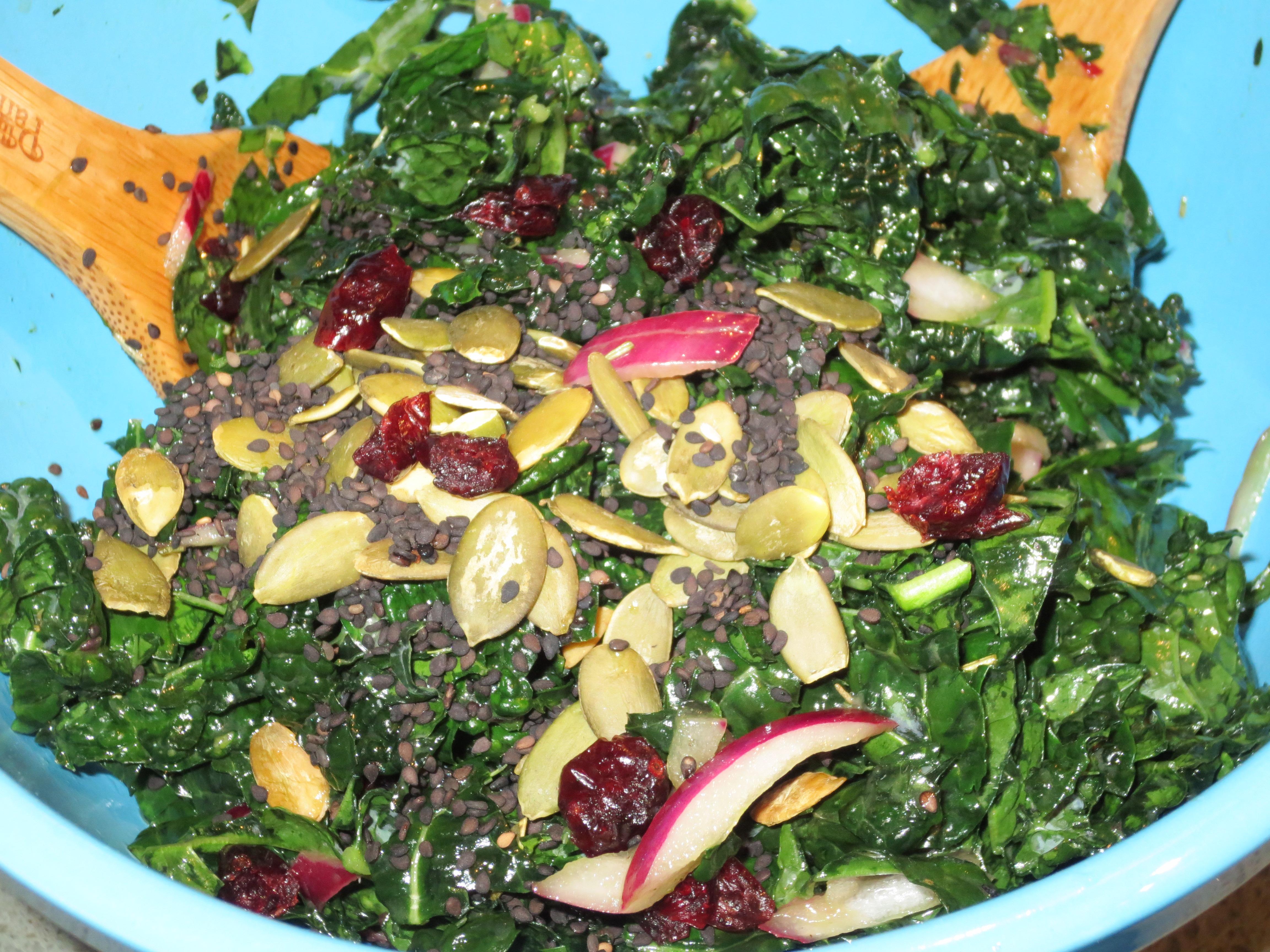 Quinoa And Corn Salad With Pumpkin Seeds Recipes — Dishmaps