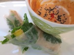 IMG_5004 Tofu Summer Rolls with Misco Cashew Dipping Sauce