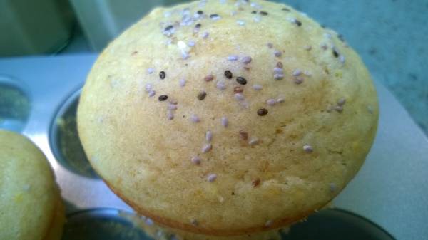 Lemon Chia Muffin