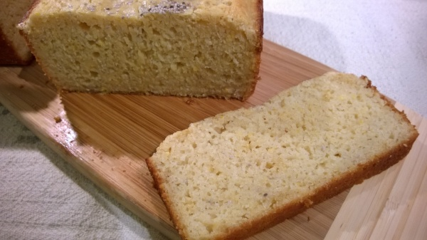 Lemon Chia Tea Cake