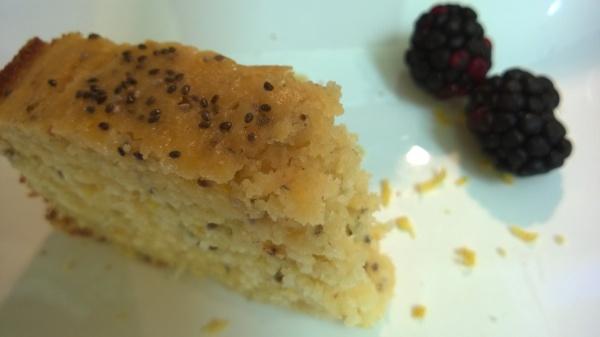 Lemon Chia Tea Cake
