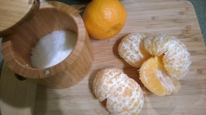 Oranges and Flaky Sea Salt