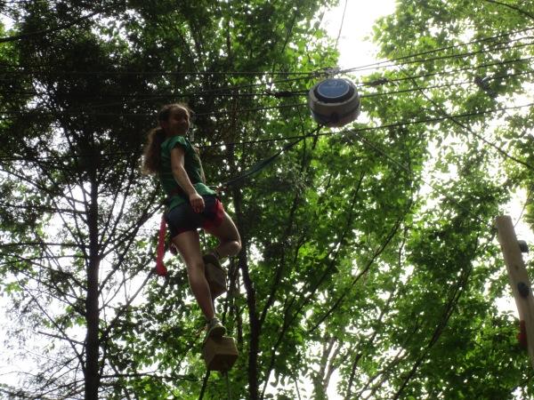tree climbing Skyler
