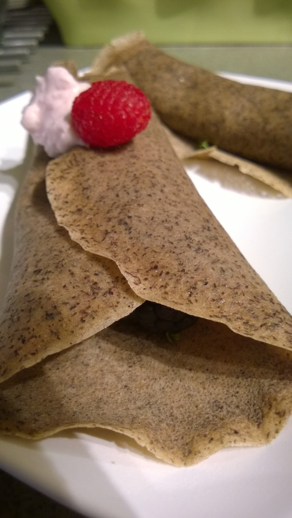 Buckwheat & Millet Gluten Free Crepes