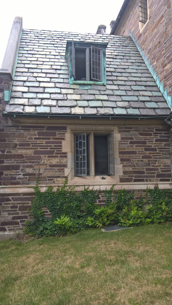 an example of the beautiful Princeton architecture